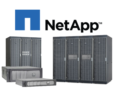 Optrics Partner Netapp Storage Solutions