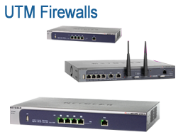 NetGear UTM Firewalls and Wireless