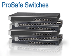 NetGear Managed Switches