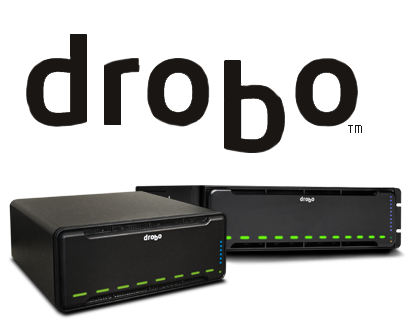Drobo Backup & Replication