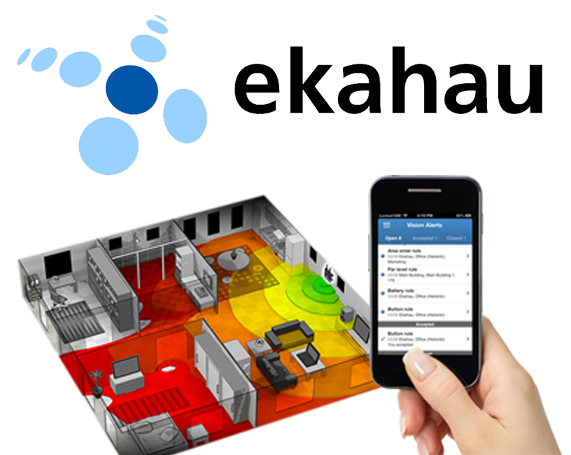 Optrics Partner Ekahau Wireless Site Surveys