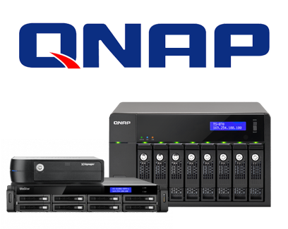 Optrics Partner - QNap Network Attached Storage