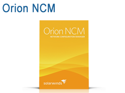 Orion NCM Network Configuration Manager
