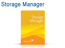 Solarwinds Storage Manager
